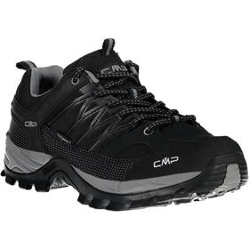 CMP Campagnolo Rigel WP Chaussures de trekking basses Homme, nero-grey